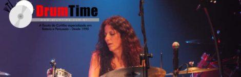 VERA FIGUEIREDO – Aulas na Drum Time