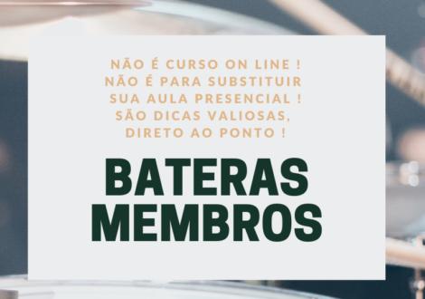 BATERAS MEMBROS